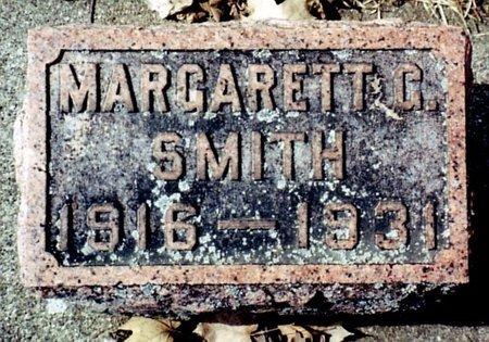 SMITH, MARGARET - Calhoun County, Michigan   MARGARET SMITH - Michigan Gravestone Photos
