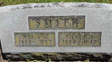 SMITH, VICTOR S - Calhoun County, Michigan | VICTOR S SMITH - Michigan Gravestone Photos