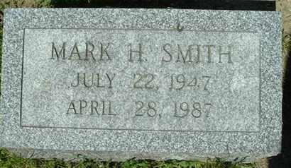 SMITH, MARK H - Calhoun County, Michigan   MARK H SMITH - Michigan Gravestone Photos
