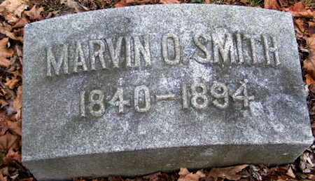 SMITH, MARVIN O - Calhoun County, Michigan | MARVIN O SMITH - Michigan Gravestone Photos
