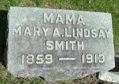 SMITH, MARY A - Calhoun County, Michigan | MARY A SMITH - Michigan Gravestone Photos