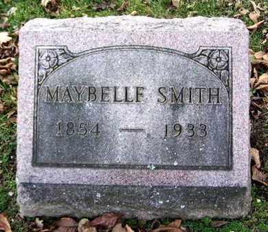 SMITH, MAYBELLE - Calhoun County, Michigan   MAYBELLE SMITH - Michigan Gravestone Photos
