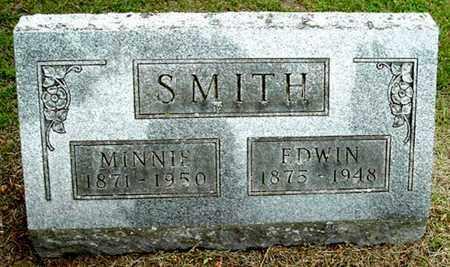 SMITH, EDWIN - Calhoun County, Michigan   EDWIN SMITH - Michigan Gravestone Photos