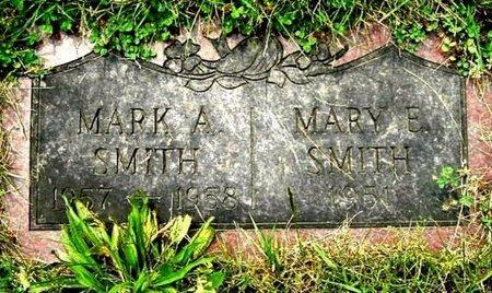 SMITH, MARY E - Calhoun County, Michigan   MARY E SMITH - Michigan Gravestone Photos