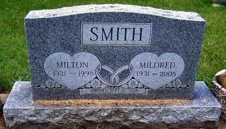SMITH, MILTON - Calhoun County, Michigan   MILTON SMITH - Michigan Gravestone Photos
