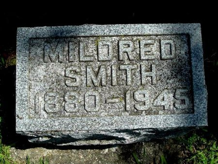 SMITH, MILDRED - Calhoun County, Michigan | MILDRED SMITH - Michigan Gravestone Photos