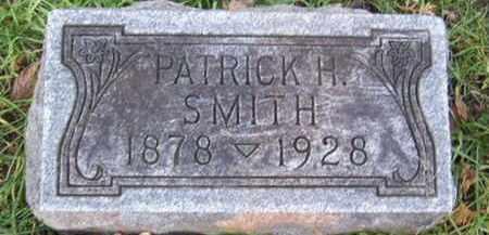 SMITH, PATRICK H - Calhoun County, Michigan | PATRICK H SMITH - Michigan Gravestone Photos