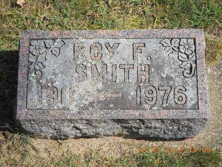 SMITH, ROY F. - Calhoun County, Michigan | ROY F. SMITH - Michigan Gravestone Photos