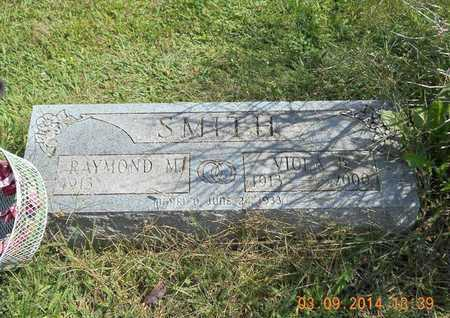SMITH, RAYMOND M. - Calhoun County, Michigan | RAYMOND M. SMITH - Michigan Gravestone Photos