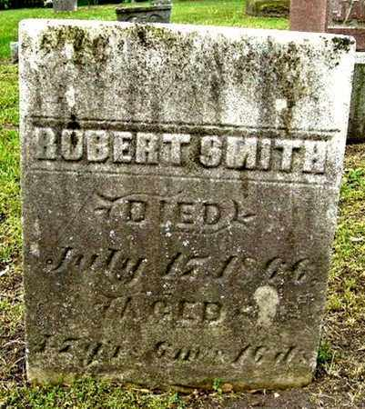 SMITH, ROBERT - Calhoun County, Michigan | ROBERT SMITH - Michigan Gravestone Photos