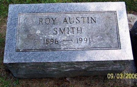 SMITH, ROY A - Calhoun County, Michigan   ROY A SMITH - Michigan Gravestone Photos