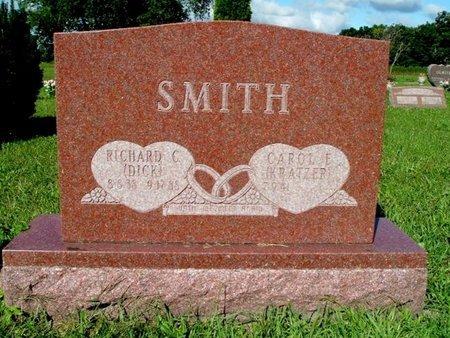 SMITH, RICHARD C. - Calhoun County, Michigan | RICHARD C. SMITH - Michigan Gravestone Photos