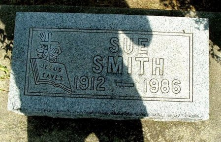 SMITH, SUE - Calhoun County, Michigan | SUE SMITH - Michigan Gravestone Photos