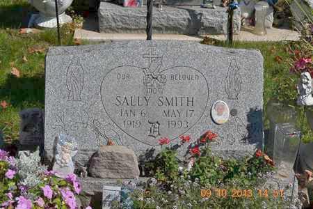 SMITH, SALLY - Calhoun County, Michigan | SALLY SMITH - Michigan Gravestone Photos