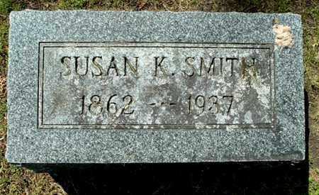 SMITH, SUSAN K - Calhoun County, Michigan | SUSAN K SMITH - Michigan Gravestone Photos