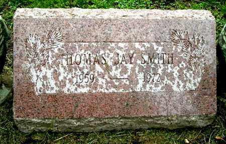 SMITH, THOMAS J - Calhoun County, Michigan | THOMAS J SMITH - Michigan Gravestone Photos