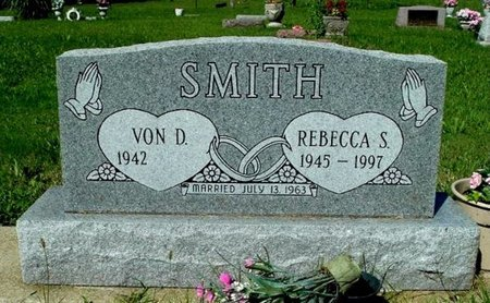 SMITH, VON D. - Calhoun County, Michigan | VON D. SMITH - Michigan Gravestone Photos