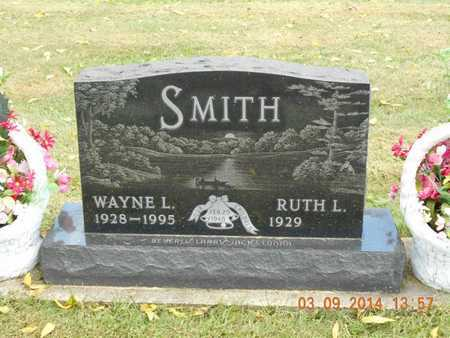 SMITH, RUTH L. - Calhoun County, Michigan | RUTH L. SMITH - Michigan Gravestone Photos