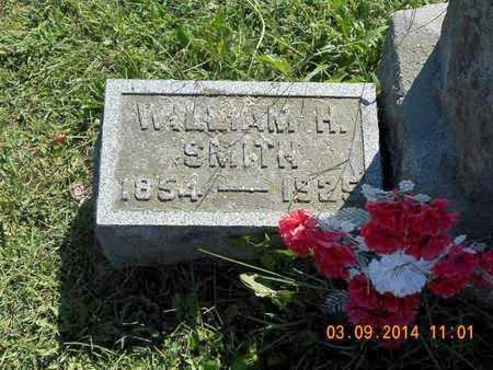 SMITH, WILLIAM H. - Calhoun County, Michigan | WILLIAM H. SMITH - Michigan Gravestone Photos