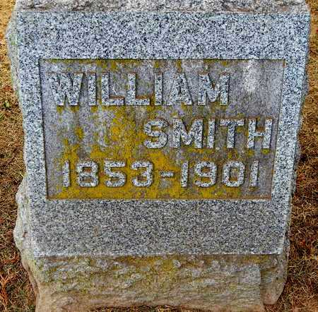 SMITH, WILLIAM - Calhoun County, Michigan | WILLIAM SMITH - Michigan Gravestone Photos