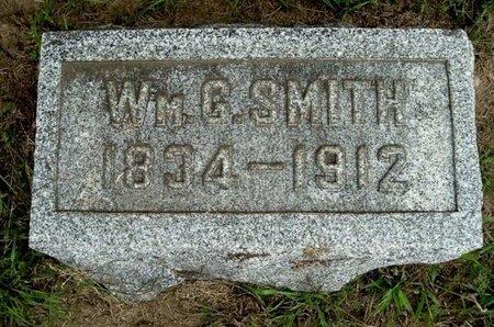 SMITH, WILLIAM G. - Calhoun County, Michigan   WILLIAM G. SMITH - Michigan Gravestone Photos