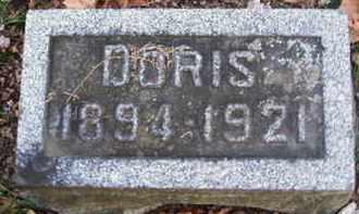 SNYDER, DORIS - Calhoun County, Michigan | DORIS SNYDER - Michigan Gravestone Photos