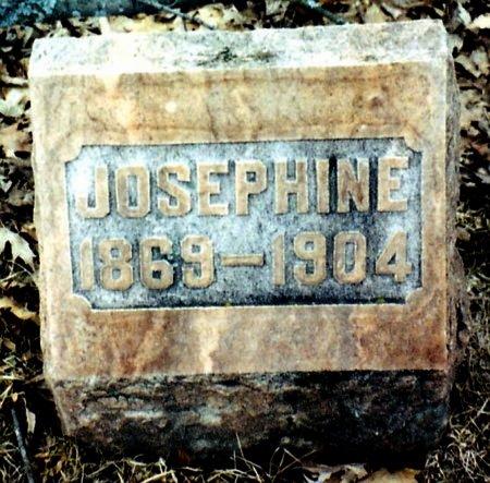 SNYDER, JOSEPHINE - Calhoun County, Michigan | JOSEPHINE SNYDER - Michigan Gravestone Photos
