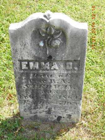 STEDMAN, EMMA C. - Calhoun County, Michigan   EMMA C. STEDMAN - Michigan Gravestone Photos