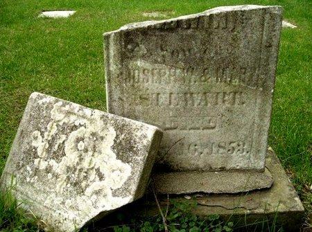 STEWART, EDWIN - Calhoun County, Michigan | EDWIN STEWART - Michigan Gravestone Photos