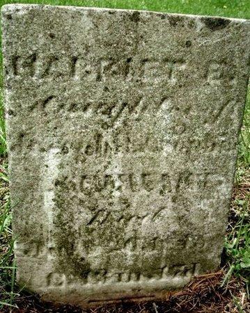 STEWART, HARRIET E - Calhoun County, Michigan | HARRIET E STEWART - Michigan Gravestone Photos