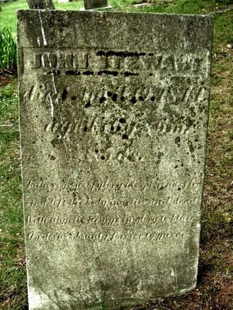 STEWART, JOHN - Calhoun County, Michigan   JOHN STEWART - Michigan Gravestone Photos