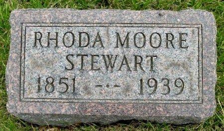 STEWART, RHODA - Calhoun County, Michigan | RHODA STEWART - Michigan Gravestone Photos