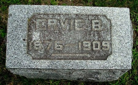 STIMPSON, ERVIE B - Calhoun County, Michigan | ERVIE B STIMPSON - Michigan Gravestone Photos