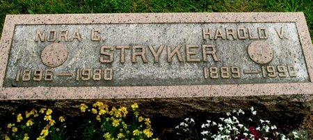 STRYKER, HAROLD V - Calhoun County, Michigan | HAROLD V STRYKER - Michigan Gravestone Photos