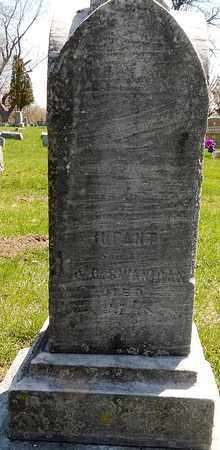 SWANAGAN, INFANT SON - Calhoun County, Michigan | INFANT SON SWANAGAN - Michigan Gravestone Photos