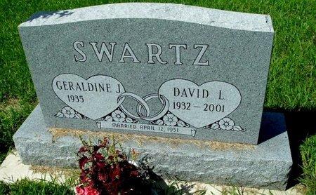 SWARTZ, DAVID L. - Calhoun County, Michigan | DAVID L. SWARTZ - Michigan Gravestone Photos