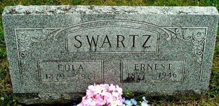 SWARTZ, EULA - Calhoun County, Michigan | EULA SWARTZ - Michigan Gravestone Photos