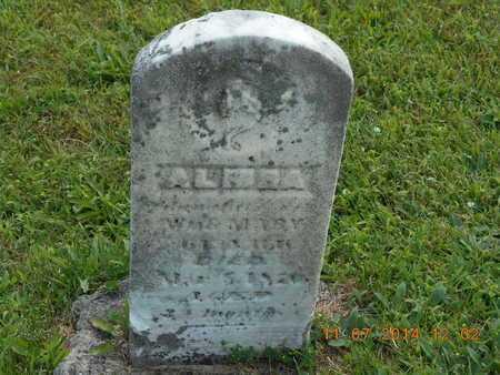 SWEET, ALMIRA - Calhoun County, Michigan | ALMIRA SWEET - Michigan Gravestone Photos