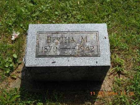 SWEET, BERTHA M. - Calhoun County, Michigan | BERTHA M. SWEET - Michigan Gravestone Photos