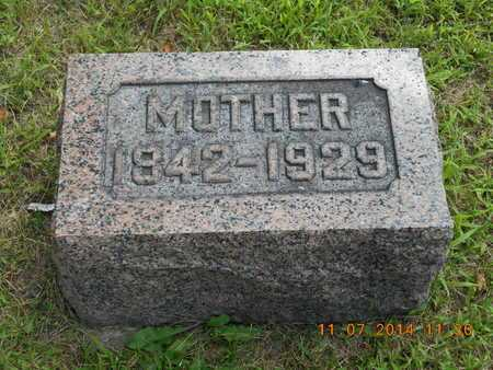 SWEET, ELIZABETH - Calhoun County, Michigan | ELIZABETH SWEET - Michigan Gravestone Photos
