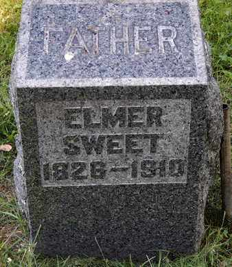 SWEET, ELMER - Calhoun County, Michigan | ELMER SWEET - Michigan Gravestone Photos