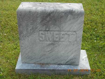 SWEET, FAMILY - Calhoun County, Michigan | FAMILY SWEET - Michigan Gravestone Photos