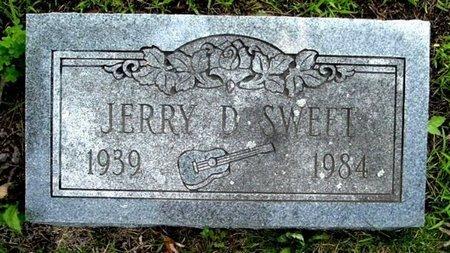 SWEET, JERRY - Calhoun County, Michigan | JERRY SWEET - Michigan Gravestone Photos