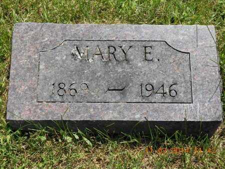 SWEET, MARY E. - Calhoun County, Michigan   MARY E. SWEET - Michigan Gravestone Photos