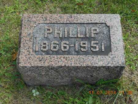 SWEET, PHILLIP - Calhoun County, Michigan | PHILLIP SWEET - Michigan Gravestone Photos