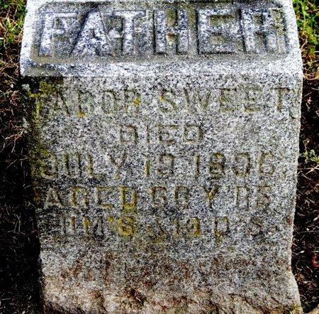 SWEET, TABOR - Calhoun County, Michigan | TABOR SWEET - Michigan Gravestone Photos