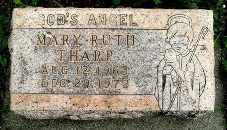 THARP, MARY R - Calhoun County, Michigan | MARY R THARP - Michigan Gravestone Photos
