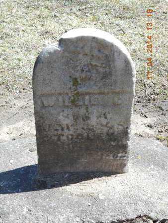 TOOLEY, WILLIE C. - Calhoun County, Michigan   WILLIE C. TOOLEY - Michigan Gravestone Photos