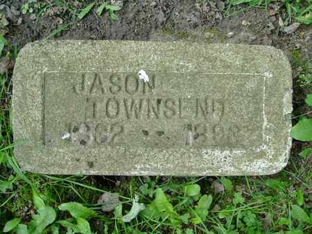 TOWNSEND, JASON - Calhoun County, Michigan | JASON TOWNSEND - Michigan Gravestone Photos