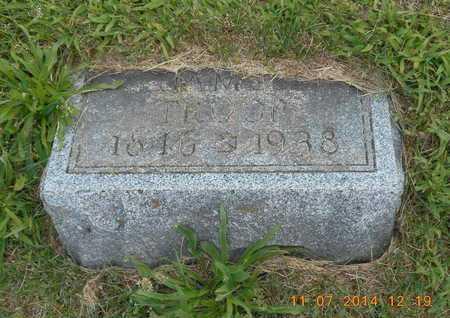 TROOP, JAMES - Calhoun County, Michigan | JAMES TROOP - Michigan Gravestone Photos